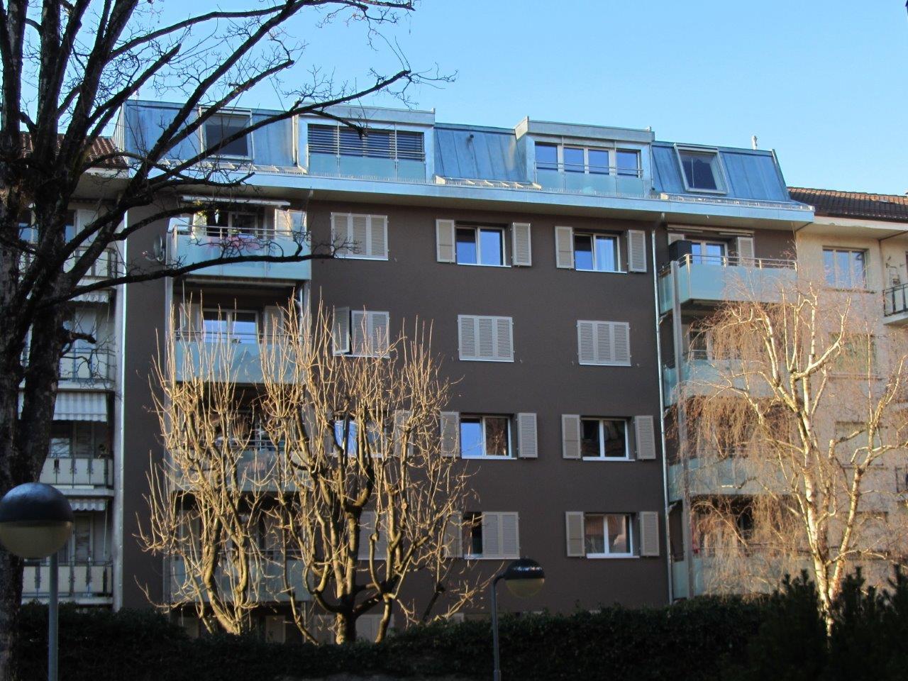 13. Réhabilitation et création de 3 appartements