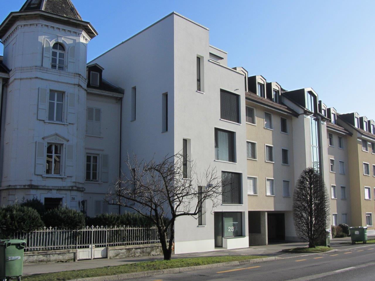 11.Immeuble de 5 appartements