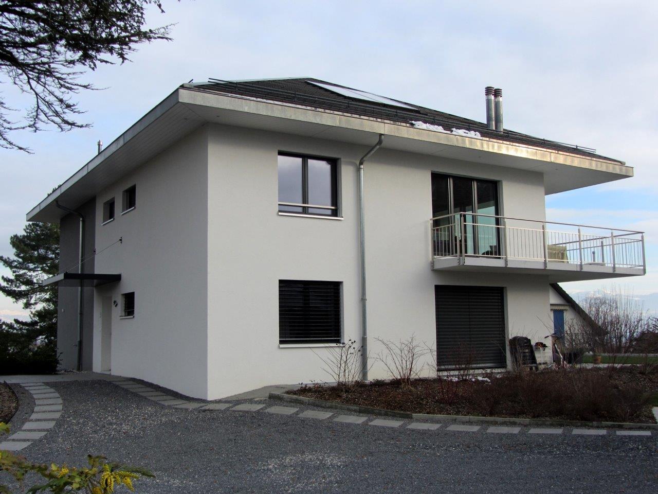 15. Villa de deux appartements
